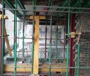 Commercial building conversion