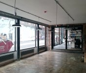 Commercial building extension