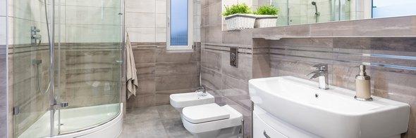 bathroom tilers Glasgow